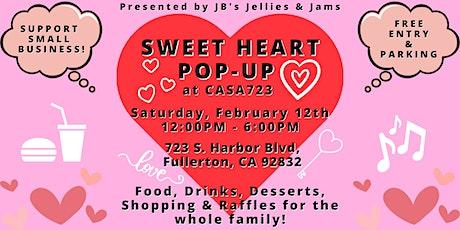 Sweet Heart Pop-Up at Casa 723 tickets