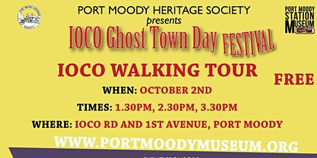 Ioco Ghost Town Day Walking Tour 2:30PM tickets