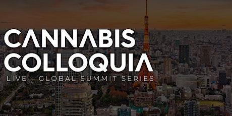 CANNABIS COLLOQUIA - Hemp - Developments In Eastern Asia [ONLINE] tickets
