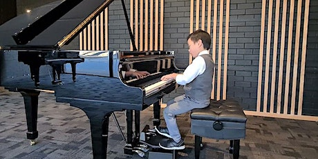 Steinway National Online Piano Competition 2021 Winner Performance tickets