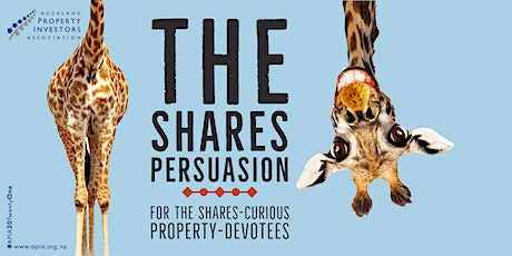 The shares persuasion: for the shares-curious property-devotee tickets