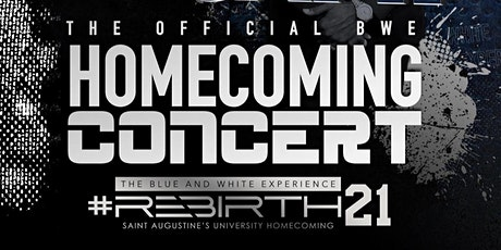 The Official Saint Augustine's University BWE Concert 2021 tickets