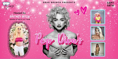 POP Divas :: Monthly After-Drag Brunch :: POP Sundays tickets