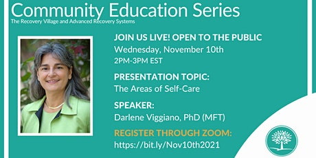 Community Education Series: Recovery from Sexual Addiction tickets