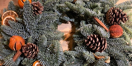 Festive Wreath Workshop tickets