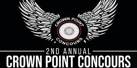 Crown Point Concours 2nd Annual Collector Car Show tickets