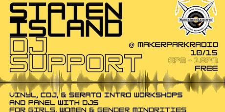 Staten Island DJ Support tickets