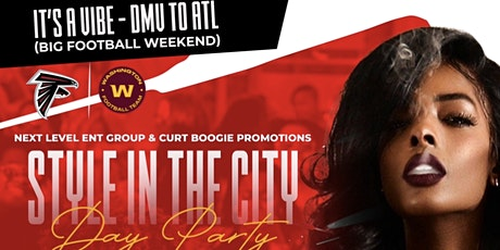 It's A Vibe - DMV to ATL Football Weekend Sunset Day Party Suite Lounge tickets