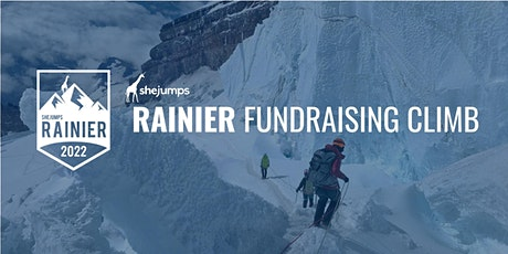SheJumps Rainier Fundraising Climb 2022 tickets