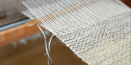 Learn to make a warp and thread up your table loom (2 day workshop) tickets