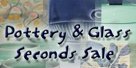 Pottery and Glass Seconds Sale tickets