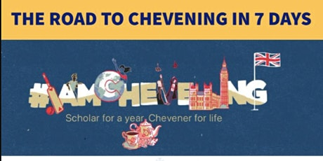 Road to Chevening in 7 Days tickets