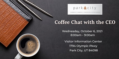 Coffee Chat with the CEO tickets