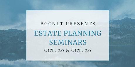 Fundamentals of Estate Planning tickets