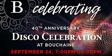 40th Anniversary Disco Celebration tickets