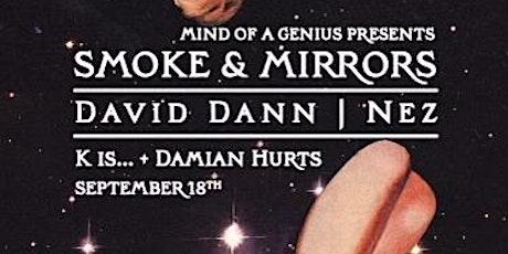 Mind of a Genius presents tickets
