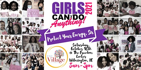 Girls Can Do Anything! 2021 Conference tickets