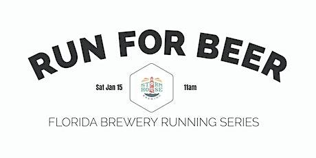 Beer Run - Stormhouse Brewing |2021-2022  FL Brewery Running Series tickets