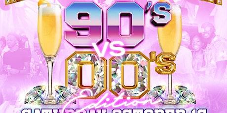 INVITE ONLY BRUNCH - FOR THE 99 & 2000's billets
