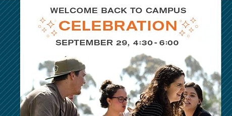 Welcome Back to Campus Celebration tickets