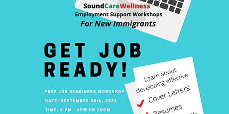 Get Job Ready for Newcomers tickets