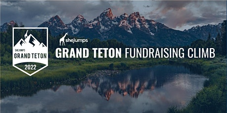 SheJumps Grand Teton Fundraising Climb 2022 tickets
