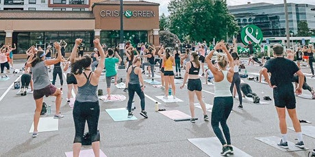 CRISP & GREEN FARGO GRAND OPENING DAY: Orangetheory Fitness Class tickets