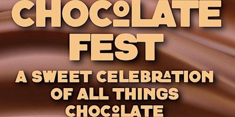 Chocolate Fest tickets