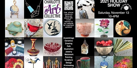 2021 Charlotte Art Collective Holiday Show tickets