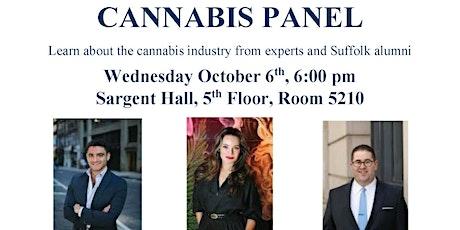 Cannabis Panel tickets