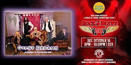 Gypsy Dreams: Tribute to Fleetwood Mac tickets