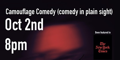 PB's Bar and Grill Presents: Camouflage Comedy tickets