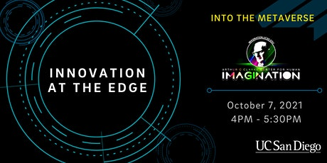 Innovation @ the Edge: Into the Metaverse - Future Trends and Opportunities tickets