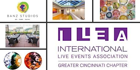 ILEA September Networking at Banz Studio tickets