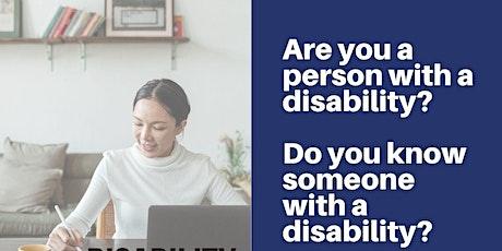 WorkBC Disability Employment Information Session tickets