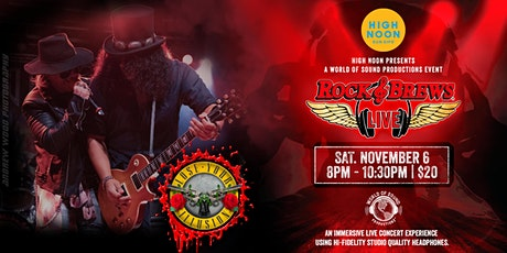 Lose Your Illusion - THE Guns n' Roses Tribute! tickets