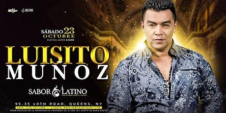 Luisito Muñoz tickets