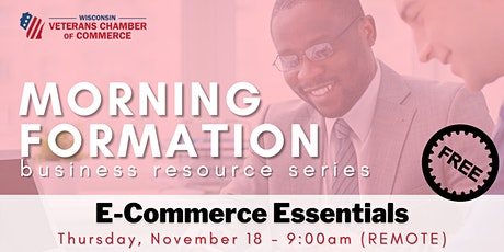 E-Commerce Essentials - Sell Your Products & Services Online (Virtual) tickets