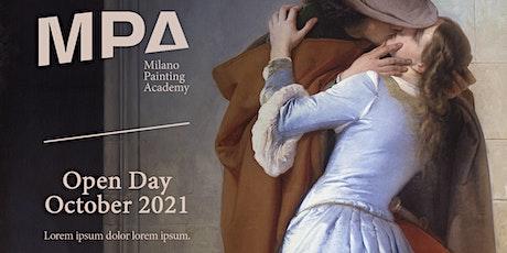OPEN DAY  MPA | Milano Painting Academy biglietti