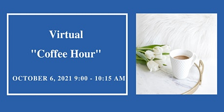 AMERICAN BUSINESS WOMEN'S ASSOCIATION MONTHLY Zoom Coffee Hour (October) tickets