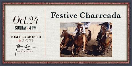 Festive Charreada at the Castro Ranch tickets