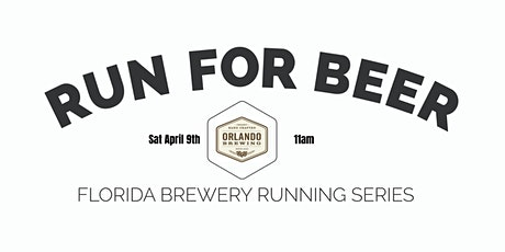 Beer Run - Orlando Brewing | 2021-2022  FL Brewery Running Series tickets