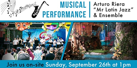 Performace by the Latin Jazz Youth Ensemble tickets