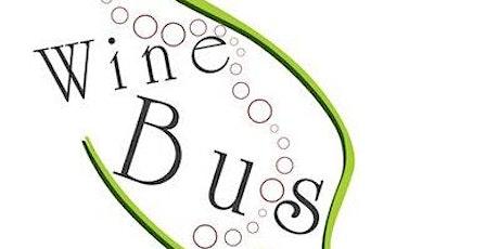 Wine Bus - Taste & Tour- Oct. 7 tickets