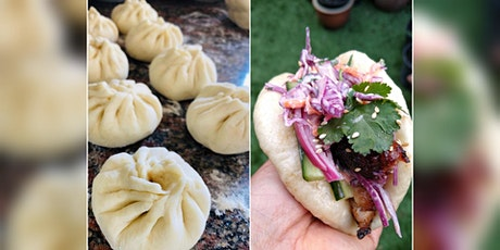 Bao Buns 2-ways Family Friendly Online Cooking Class tickets