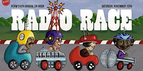 KCRW's 9th Annual Radio Race tickets