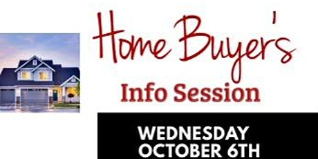 Home Buyer's Info Session tickets