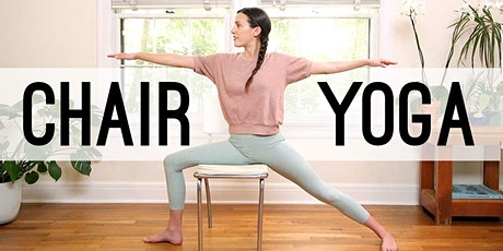 Chair Yoga boletos