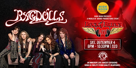 Rag Dolls - All Female Tribute to Aerosmith tickets