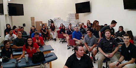 Fresno State Master of Science in Athletic Training Q&A Session tickets